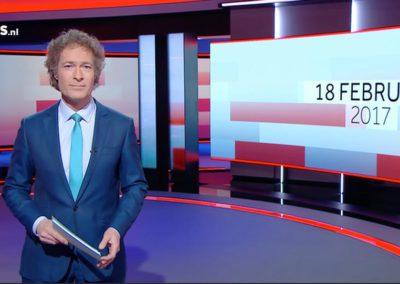 Jeroen Overbeek in een Rietbergh maatpak