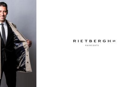 Overcoat op maat by Rietbergh