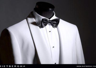 Wit trouwpak van Rietbergh